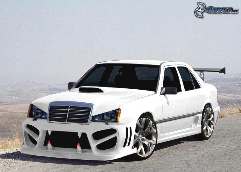 tuning, Mercedes