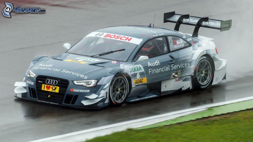 Audi RS5, auta wyścigowe