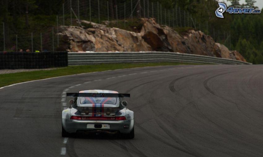 auta wyścigowe, wyścigi, torowe