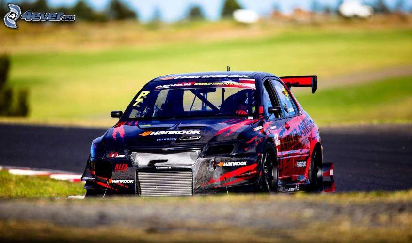 auta wyścigowe
