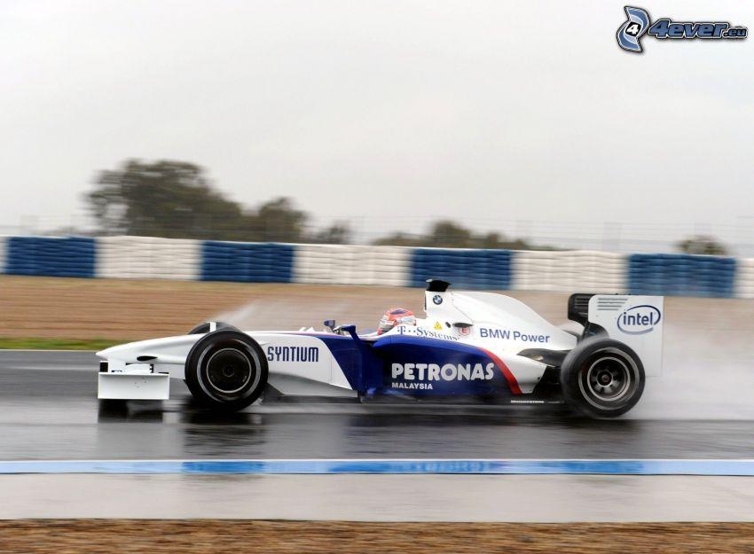 BMW, formuła, prędkość, wyścigi, torowe