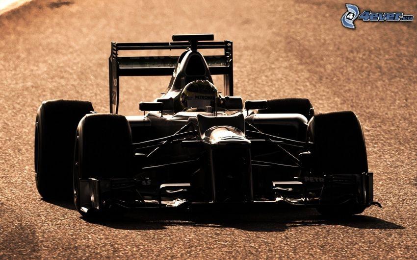 F1 McLaren Mercedes