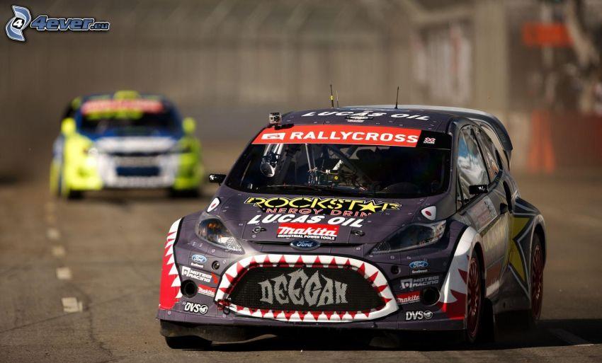 Ford, auta wyścigowe