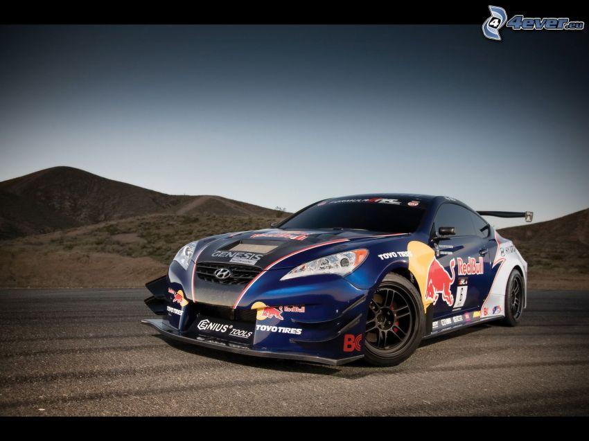 Hyundai Genesis, auta wyścigowe