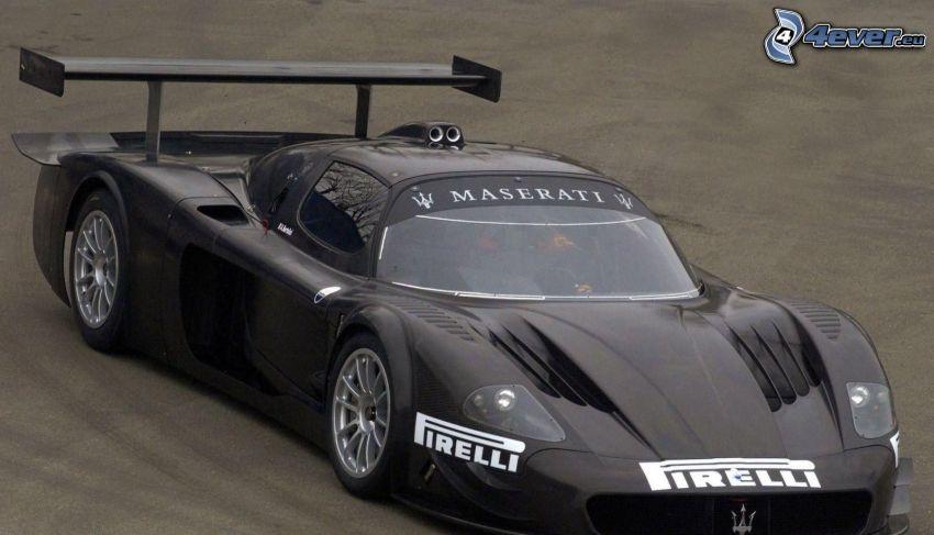 Maserati MC 12, auta wyścigowe