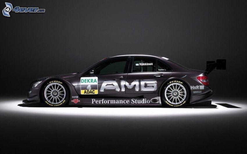 Mercedes-Benz C, auta wyścigowe