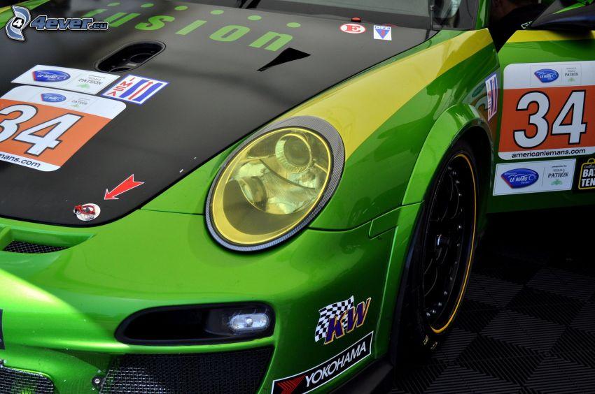 Porsche, auta wyścigowe