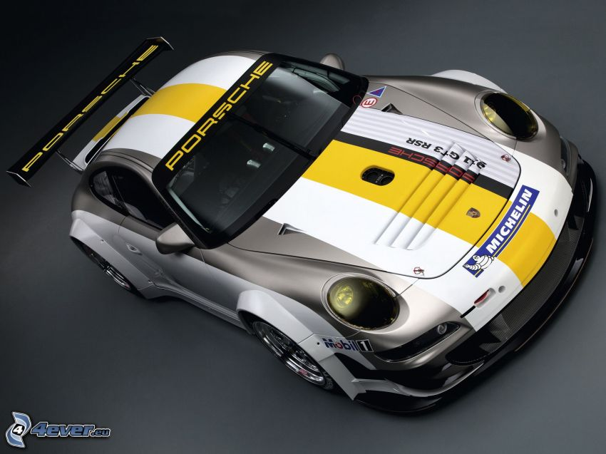 Porsche 911 GT3, auta wyścigowe