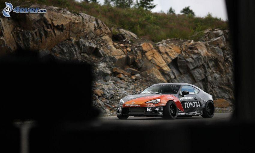 Toyota, auta wyścigowe