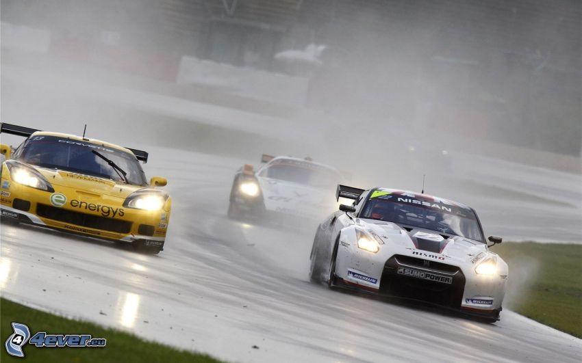 wyścigi, Nissan