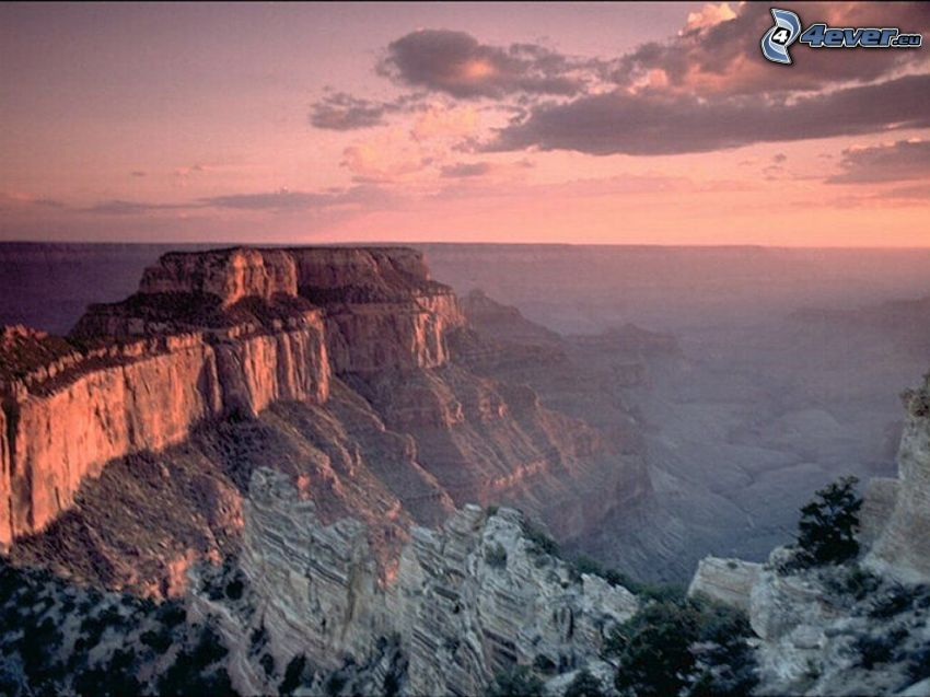 Grand Canyon, Arizona, dolina