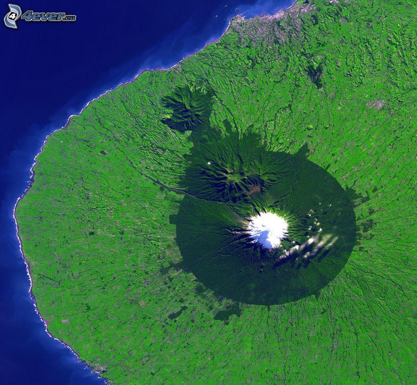 Taranaki, wybrzeże
