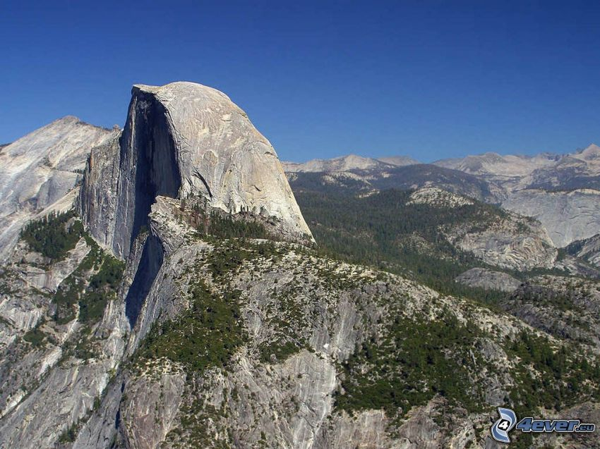 Half Dome, Park Narodowy Yosemite