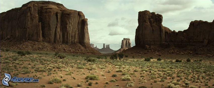 krajobraz, skały