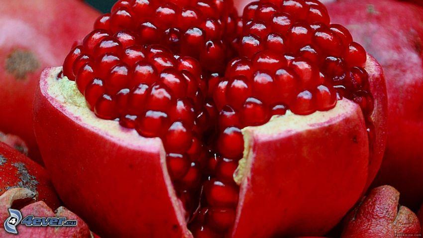 jabłko granatu