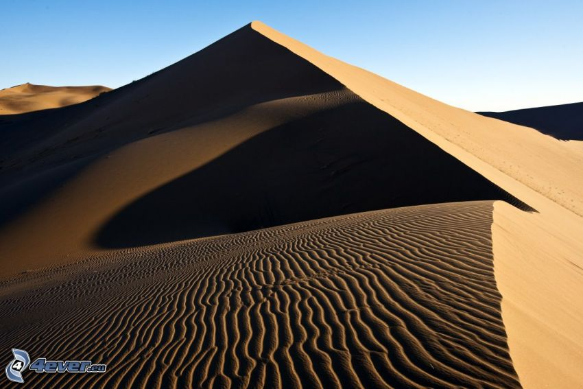 Sossusvlei, piaskowa wydma