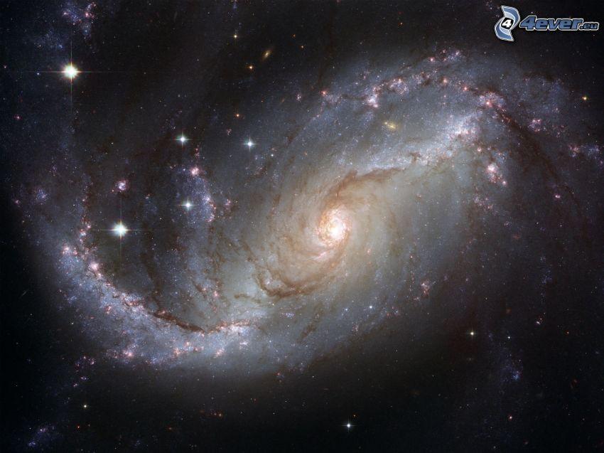 Droga Mleczna, gwiazdy