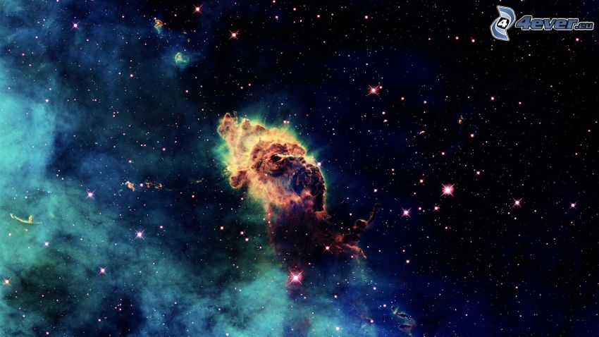 mgławice, gwiazdy