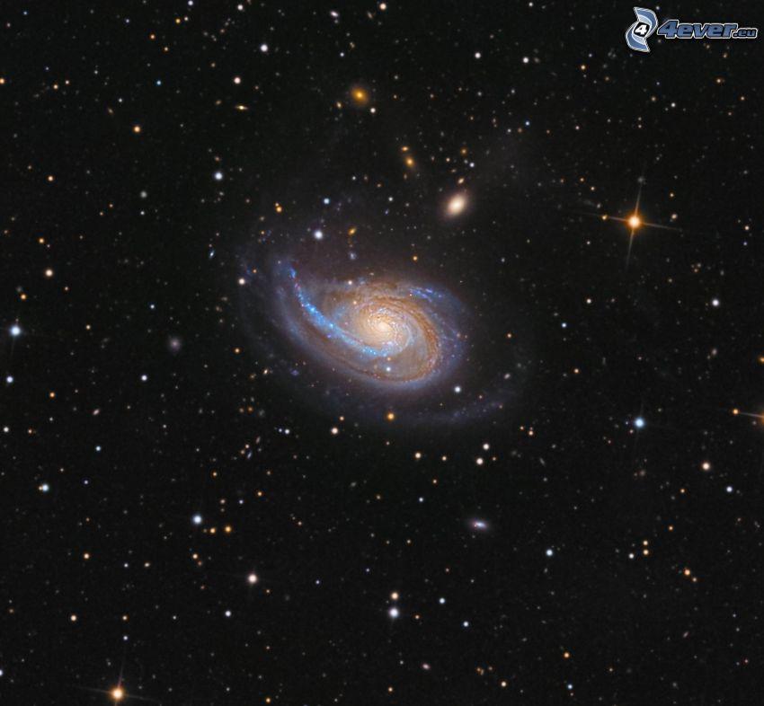 NGC 772, galaktyka, wszechświat, gwiazdy