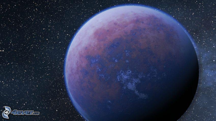 planeta, gwiazdy