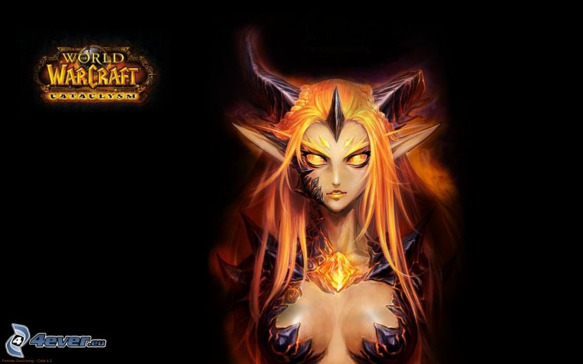 Warcraft, elf