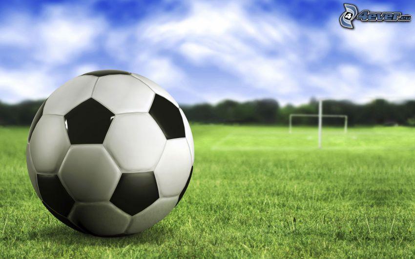 boisko do piłki nożnej, piłka