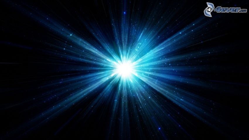 gwiazda, światło