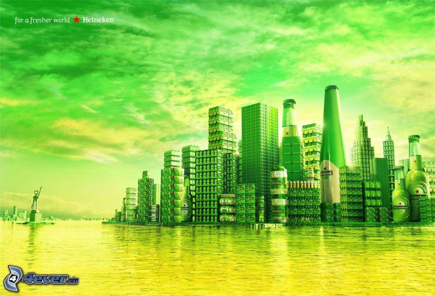 Heineken, zielone miasto