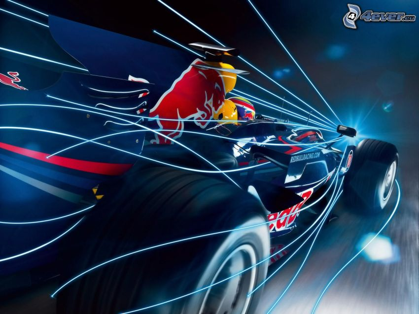 Red Bull Racing, formuła
