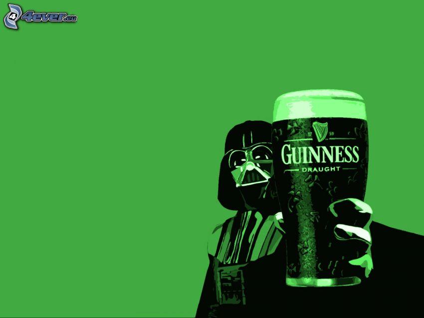 Guinness, Darth Vader