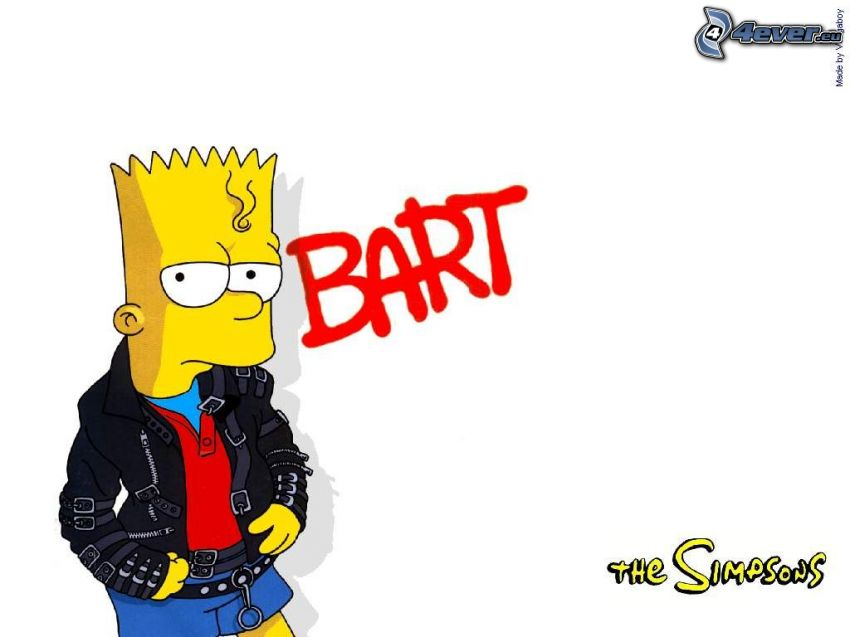 Simpsonowcy, Bart Simpson