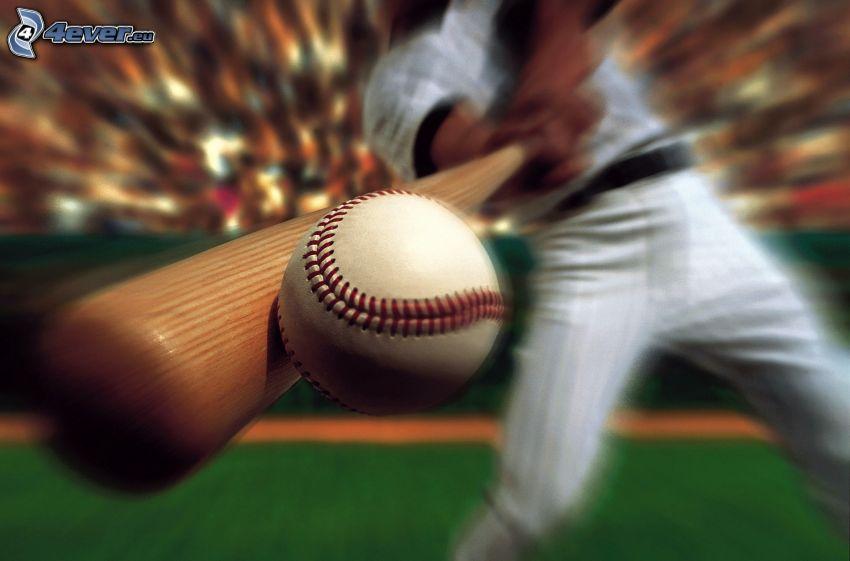 baseball, piłeczka baseballowa