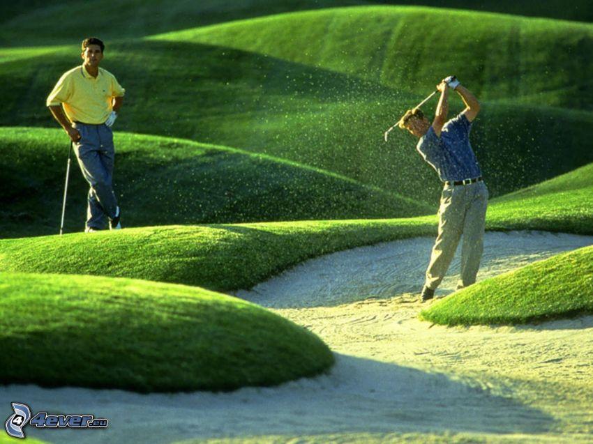 golf, Golfista