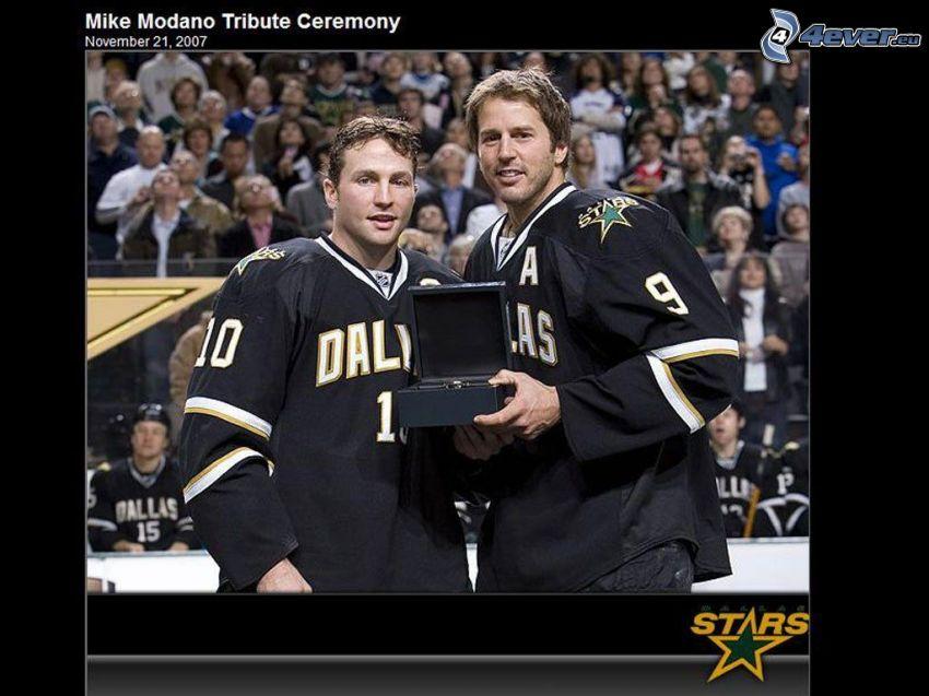 Mike Modano, Dallas stars, NHL
