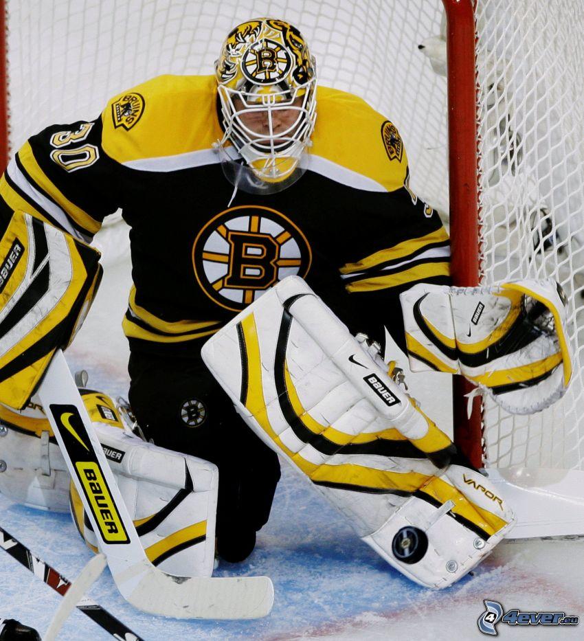 Tim Thomas, Boston Bruins, bramkarz