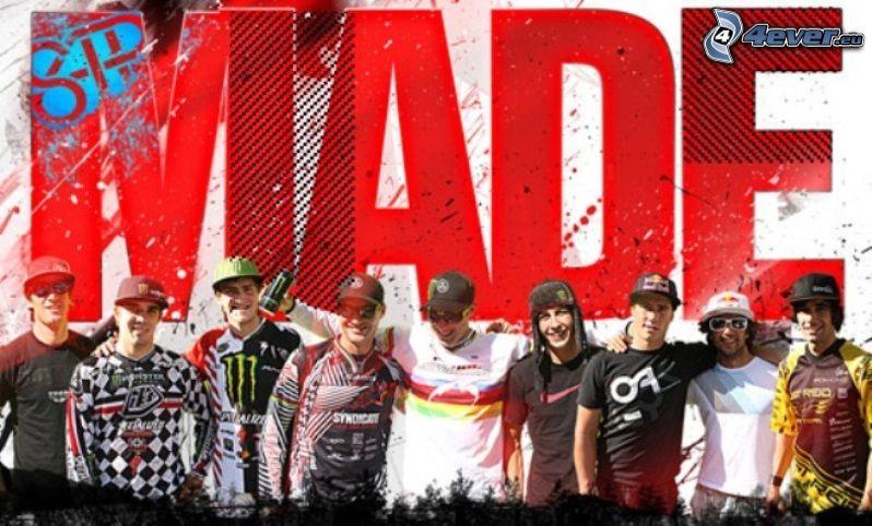 made, MTB Downhill