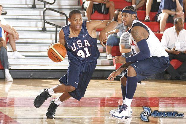 Carmelo Anthony, koszykarze