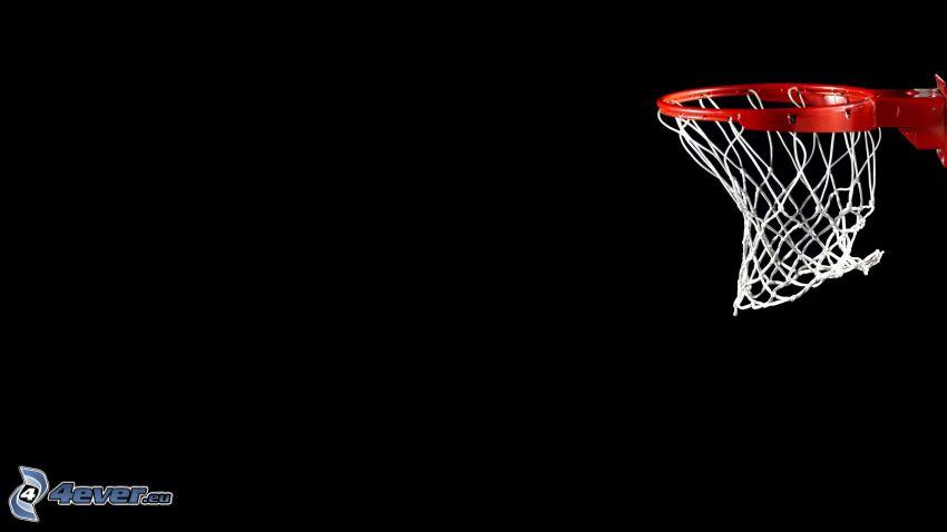 kosz do koszykówki