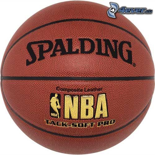 piłka, koszykówka, NBA, Spalding