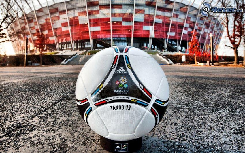 piłka, Euro 2012