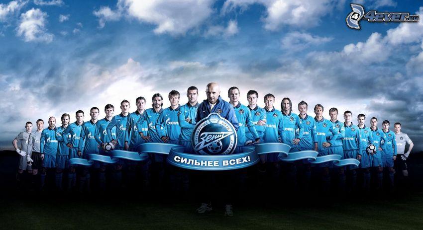 drużyna piłki nożnej
