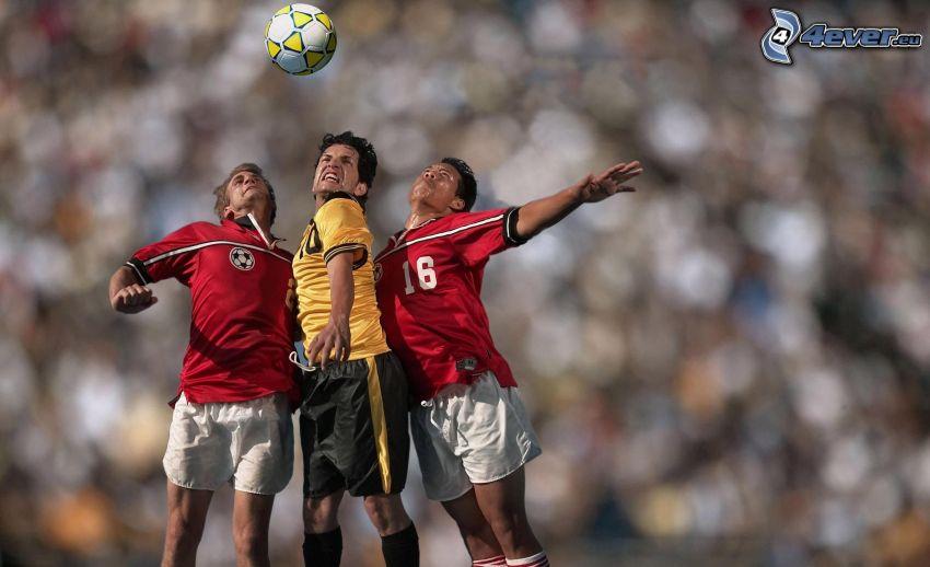 piłkarze, Piłka do nogi