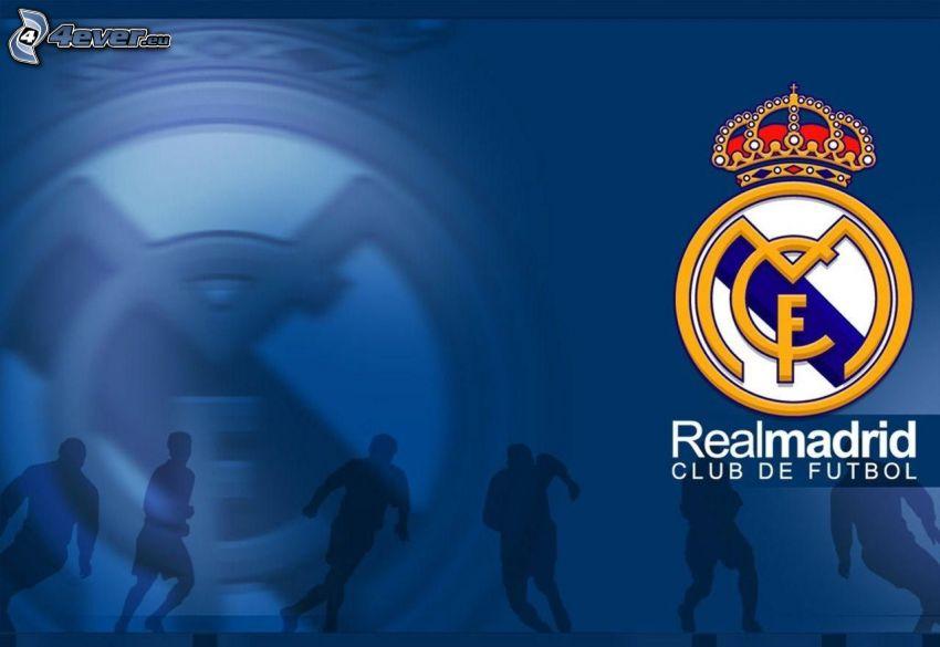 Real Madrid, logo