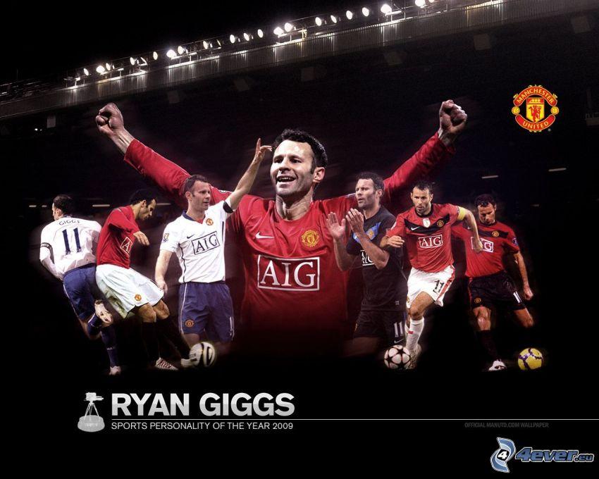 Ryan Giggs, piłka nożna