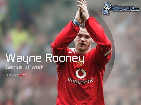 Wayne Rooney, piłkarz