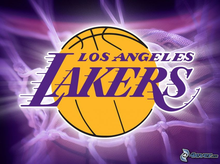 LA Lakers, Los Angeles, koszykówka, zespół, logo
