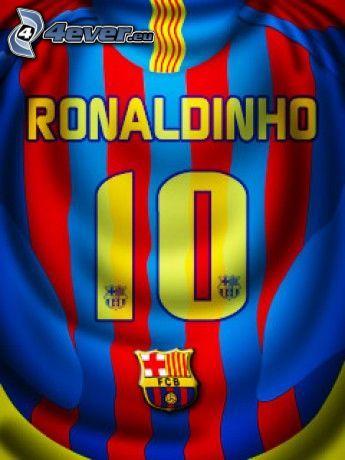 Ronaldinho, piłka nożna
