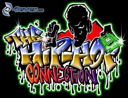 graffiti, taśma, hip hop