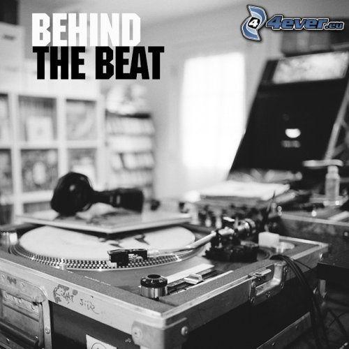 hip hop, DJ, konsola dyskdżokeja, muzyka