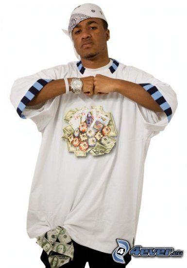 pieniądze, hip hop, rapper